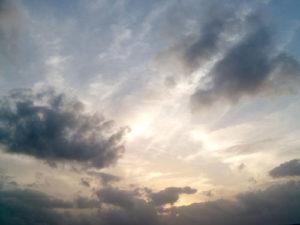 Kaj vse lahko vidiš na nebu?