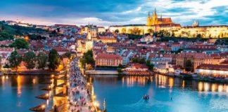 Ste že obiskali Prago?