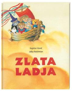 Kajetan Kovič: Zlata ladja
